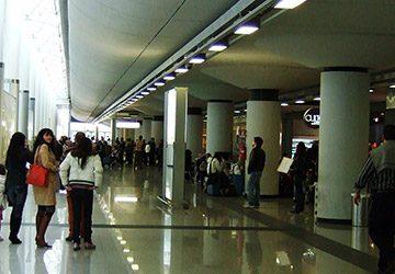 Catania, sventato dalla polizia furto in aereoporto