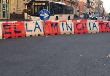 Catania, è scontro sulla viabilità impazzita