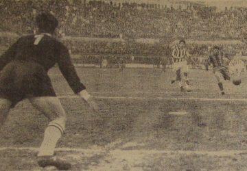 Juventus – Catania 0 – 1, io c'ero