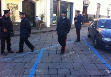 Blitz dei carabinieri a Rovettazzo: due fermati
