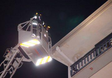 Ciclone Giarre, nella notte nuovi interventi dei vigili del fuoco