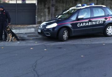 Nuovi controlli dei carabinieri in corso