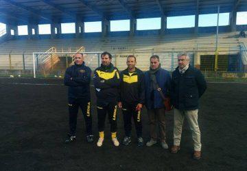 Giarre calcio, presentati i nuovi volti dello staff tecnico