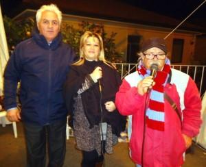 Giovanni Di Dio con il duo Piccolo Fiore & Giusy