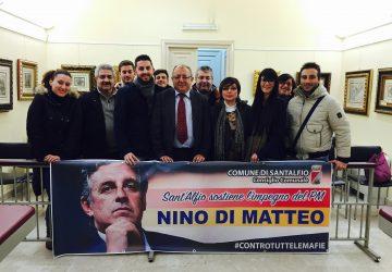 Sant'Alfio: Consiglio e amministrazione contro le mafie