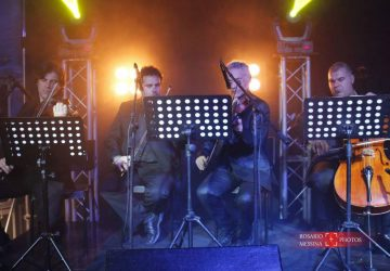 """Bronte, il quartetto d'archi Dionisio aprirà """"Non solo musica"""""""
