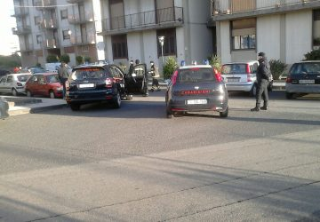Blitz dei Carabinieri a Giarre e Riposto: i dettagli