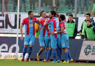 Un Catania al bacio contro il Perugia