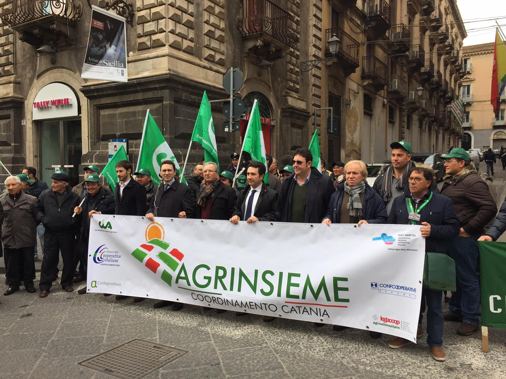 Imu agricola, coltivatori catanesi in rivolta$