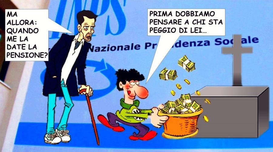 """Francavilla di Sicilia e la pensione """"dimenticata"""""""