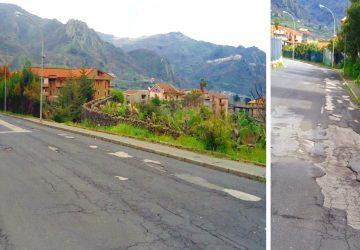 """Strade """"colabrodo"""" nella Valle dell'Alcantara"""