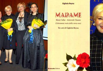 """Una """"Madame"""" a Giardini Naxos: Gigliola Reyna"""