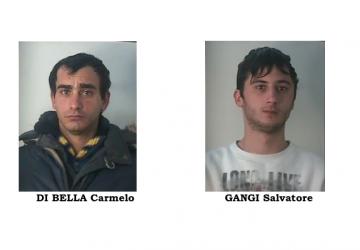 Catania, erano nel tunnel… della droga. Arrestati VIDEO