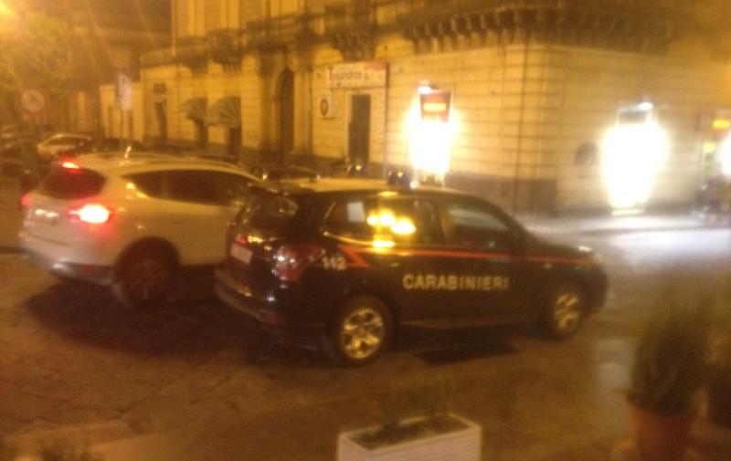 Carabinieri Giarre, controlli a tappeto