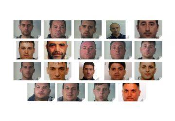 """Catania, guerra al """"cavallo di ritorno"""": 19 arresti"""
