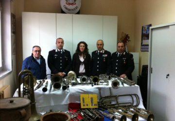Recuperata la refurtiva del museo di Macchia: tre denunce