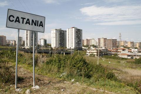 Catania, controlli a tappeto della polizia