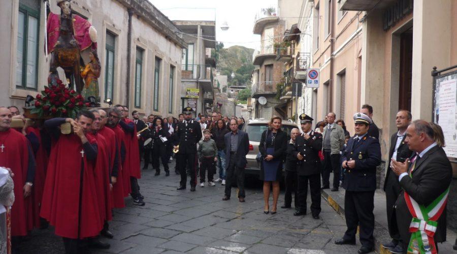 Calatabiano, festa per San Giorgio Martire