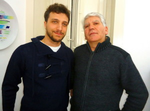 Francesco Campo e Francesco Consalvo