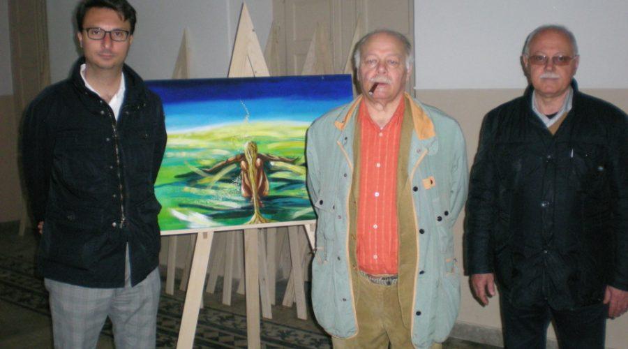 "Acireale, rassegna d'Arte all'Ipab ""Santonoceto"""