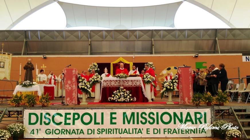 Giarre celebrato 41 raduno Gruppi di Preghiera di San Pio