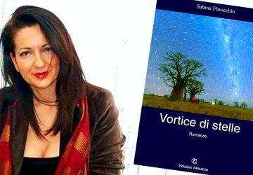 """Il """"Vortice di stelle"""" di Sabina Finocchio"""