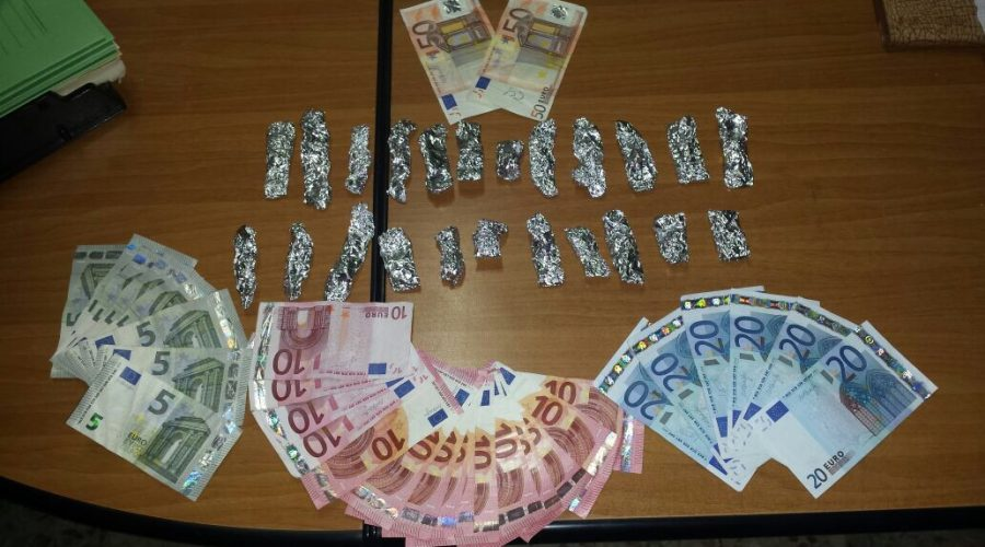 Aci Catena, beccati con la marijuana: 3 denunciati