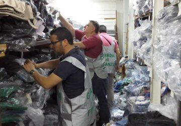 Catania, sequestrati oltre 14.000 articoli di abbigliamento contraffatto. Denunciato imprenditore