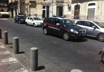 Giarre, i carabinieri denunciano 8 persone