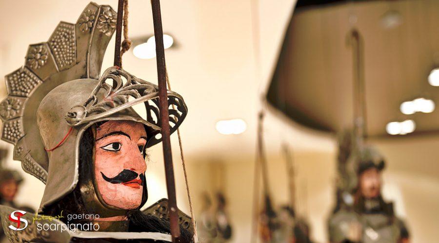 Randazzo, inaugurato il Museo dell'Opera dei Pupi