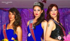 Da sinistra Veronica Ragusa, Venera Cundari e Clara Muscherà (2)