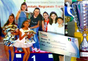 """Francavilla: """"La Fisarmonica"""" e """"Butterfly"""" campioni regionali 2015 di danze accademiche"""