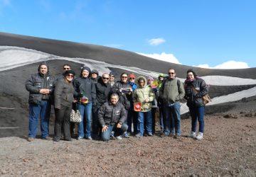 Parco dell'Etna: in visita la task force del gruppo di cooperazione transfrontaliera Italia Tunisia
