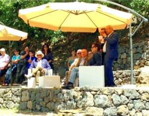 Inaugurazione Parco Botanico e Geologico Gole Alcantara