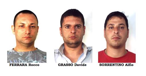 """Catania, scoperta """"officina"""" per auto rubate. Tre arresti"""