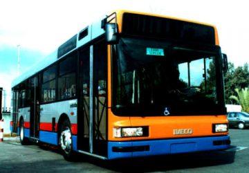 Catania, rischio incendio su bus Amt
