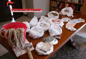 Blitz antidroga a Librino: 7 arresti VIDEO
