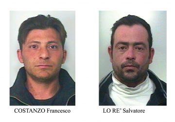 """Spaccano la vetrata del distributore """"Agip"""" di Paternò: arrestati"""