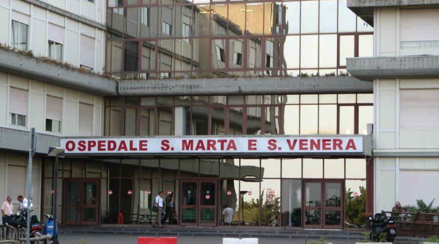 Acireale, morte sospetta in ospedale 82enne giarrese: eseguita l'autopsia