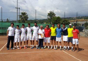 Pareggio 3-3 nell'andata della finale playoff per il Circolo Tennis Le Rocce di Mascali