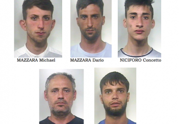Catania, sgominata banda di spacciatori