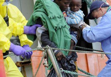 Catania: fermato uno scafista dello sbarco di 389 migranti del 2 settembre scorso