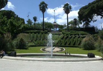 Catania: cadavere carbonizzato ritrovato alla villa Bellini