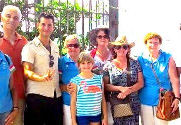 Giardini Naxos: ospiti australiani alla nuova Pro Loco