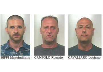Rapina ad Aci Castello: 3 arresti VIDEO