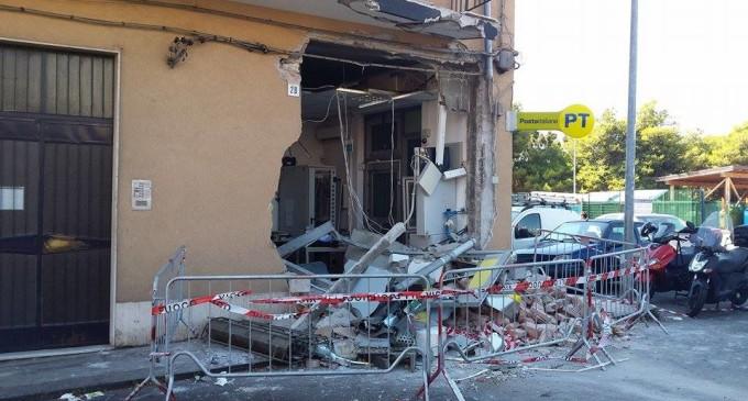 Catania, assalto alla posta del quartiere Picanello$