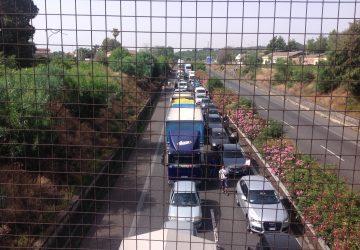 A18, nuovo incidente tra Catania e Acireale
