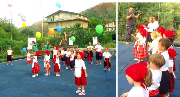 "Gran finale del Grest 2015 al ""Magic World"" di Gravà"