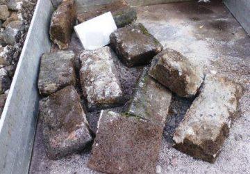 """Ladro, """"esperto"""" di pietra lavica, arrestato a Viagrande"""