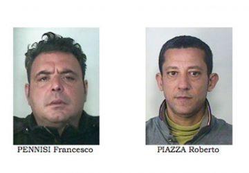 Catania: beccati a spacciare a Picanello